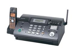 Факс Panasonic KX-FC966UA-T Titan (термобумага) с DECT-трубкой в комплекте