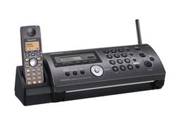 Факс Panasonic KX-FC228UA-T Titan (термоперенос) с DECT-трубкой в комплекте