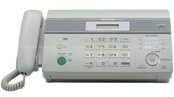 Факс  Panasonic KX-FT982UA-W White (на термобумаге)